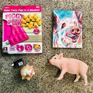 🐷💕Piggy themed Items💕🐷